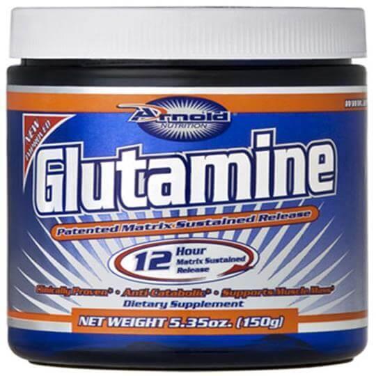 Glutamine 12 Hour (Matrix Sustained Release) (150g) - Arnold Nutrition
