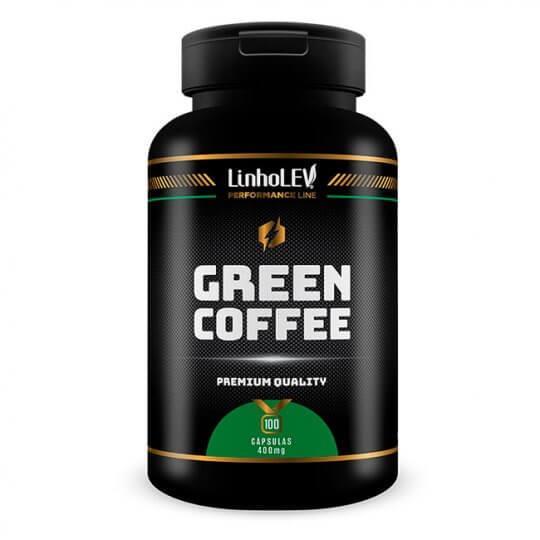 Green Coffee 400mg (100caps) - Linholev