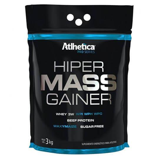 Hiper Mass Gainer (3Kg) - Atlhetica Nutrition | LIQUIDAÇÃO