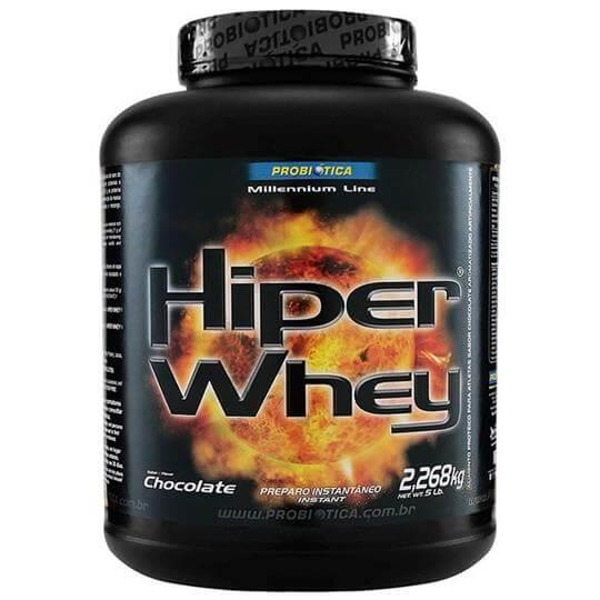 Hiper Whey (2,268kg) - Probiótica