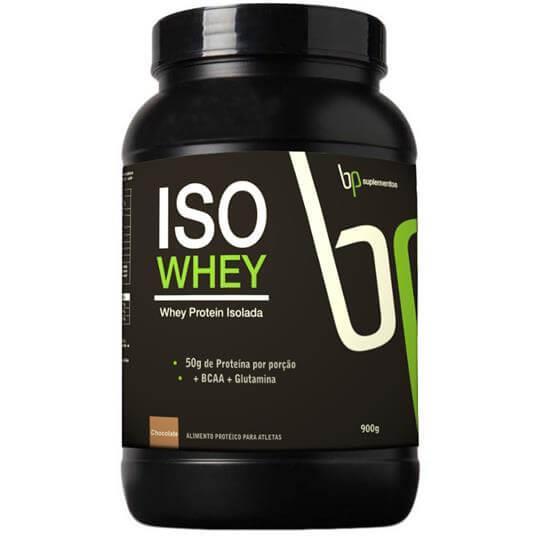 ISO Whey Protein (900g) - BP Suplementos