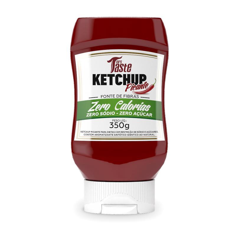 Ketchup Picante (350g) Mrs. Taste