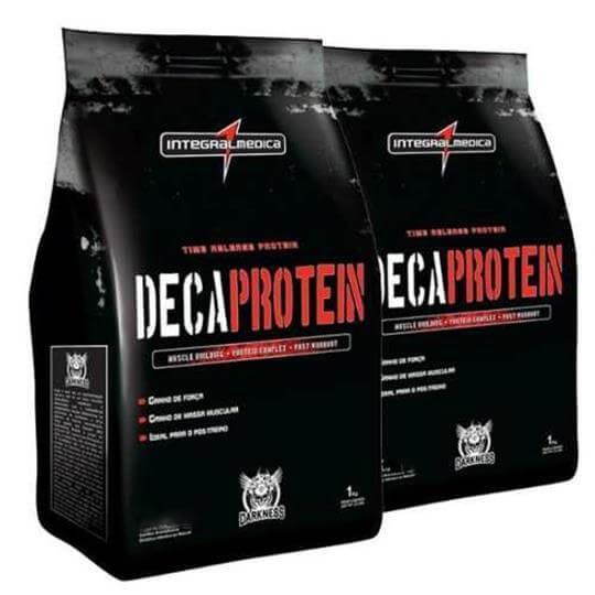 Kit 2 Deca Protein Darkness (total: 2kg) - Integralmédica
