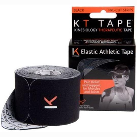 KT TAPE Bandagem Adesiva de Kinesiology (5,1m) Pré-cortada
