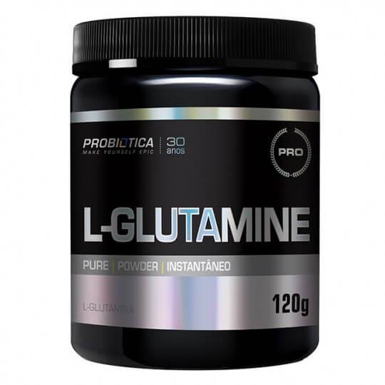 L-Glutamine (Glutamina) (120g) - Probiótica