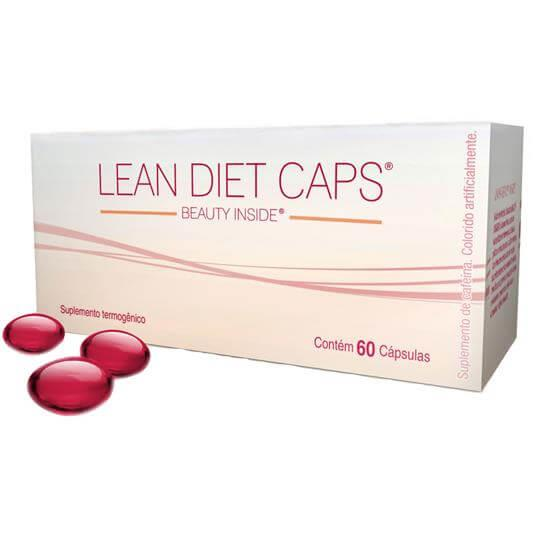 Lean Diet Caps (60 caps) Beauty Inside - Probiótica