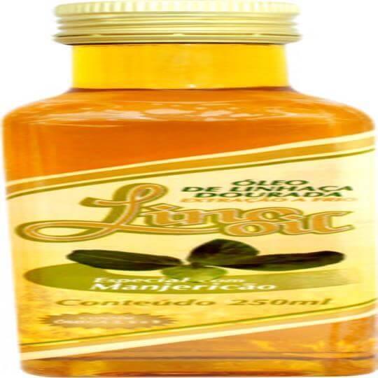 Lino Oil Especial com Manjericão (250ml) - Cisbra