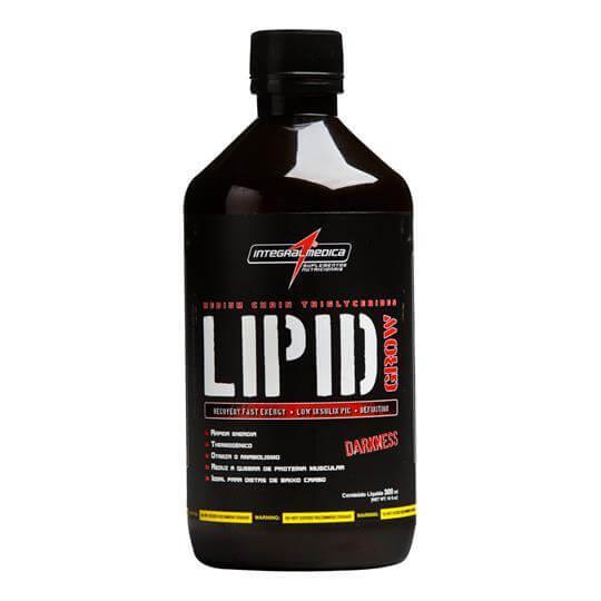 Lipid Grow Darkness (300ml) - Integralmédica