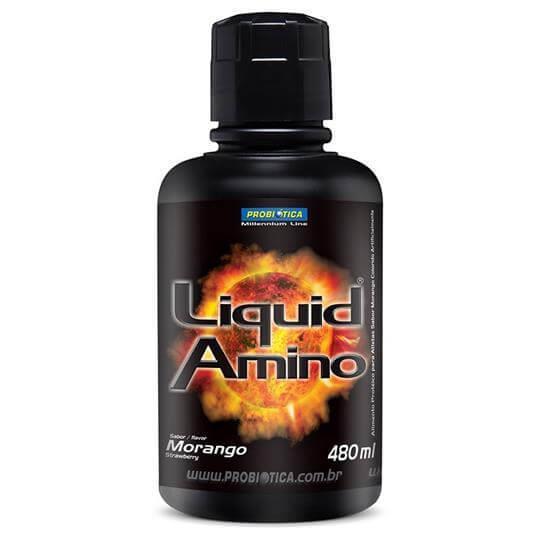 Liquid Amino 480ml - Probiótica