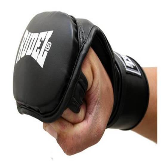 Luva Bate Saco Hammer (Preta) - Rudel