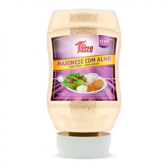 Maionese c/ Alho (335g) - Mrs Taste