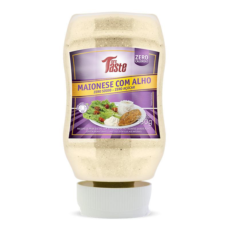 Maionese de Alho (380g) Mrs. Taste
