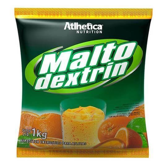 Maltodextrin (1Kg) - Atlhetica Nutrition