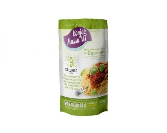 Massa Alimenticia Konjac Tipo Espaguete 270g - Konjac