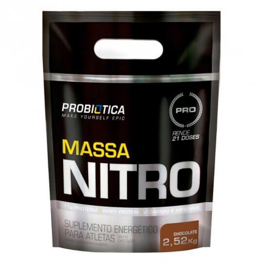 Massa Nitro Refil (2,52kg) - Probiótica