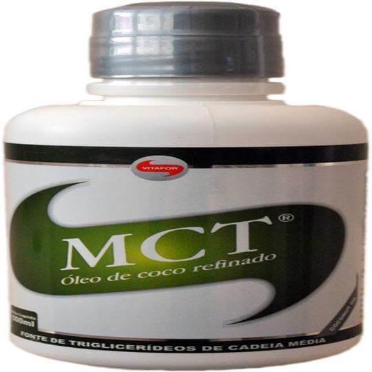 MCT 500ml  Triglicerídio de Cadeia Média  - Vitafor