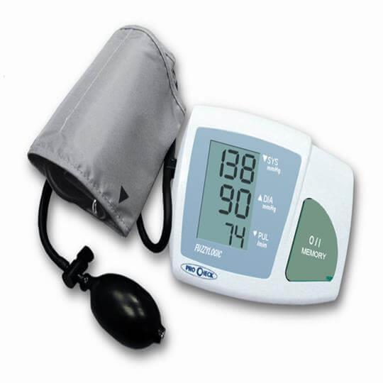 Medidor de Pressão Digital Semi-Automático - Pro Check