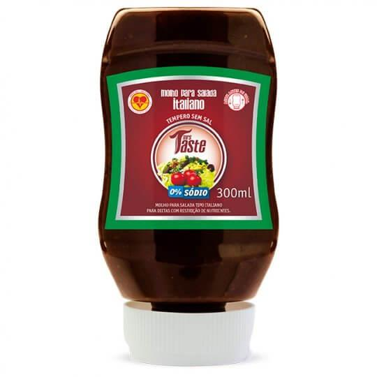 Molho para Salada Italiano (300ml) - Mrs Taste