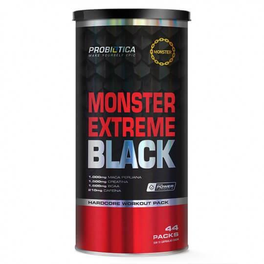 Monster Extreme Black (44packs) - Probiótica