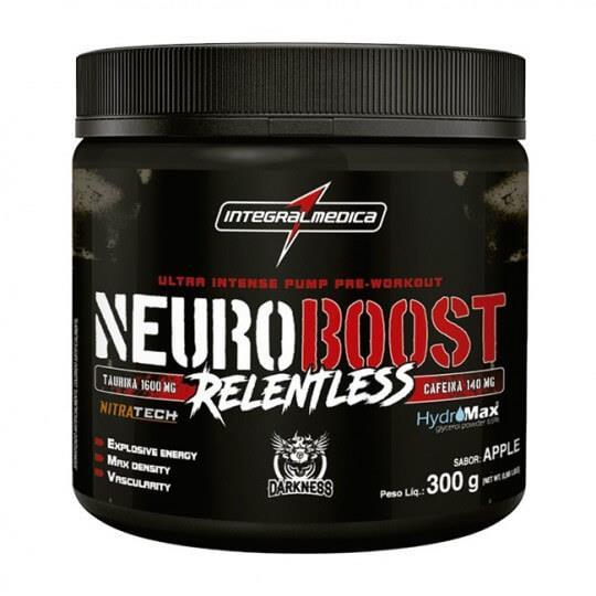 Neuro Boost Relentless (300g) - Integralmédica