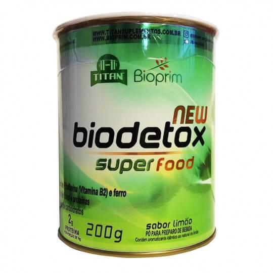 New Biodetox Super Food (200g) - Bioprim