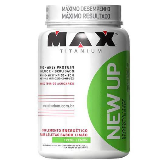New Up (1Kg) - Max Titanium