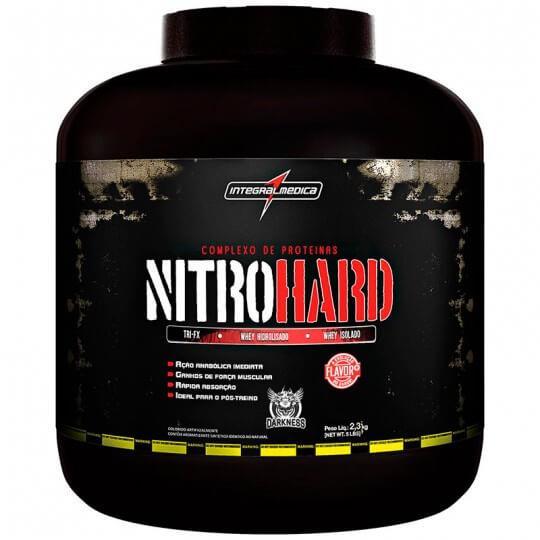 Nitro Hard Darkness (2,3Kg) - Integralmédica | LIQUIDAÇÃO