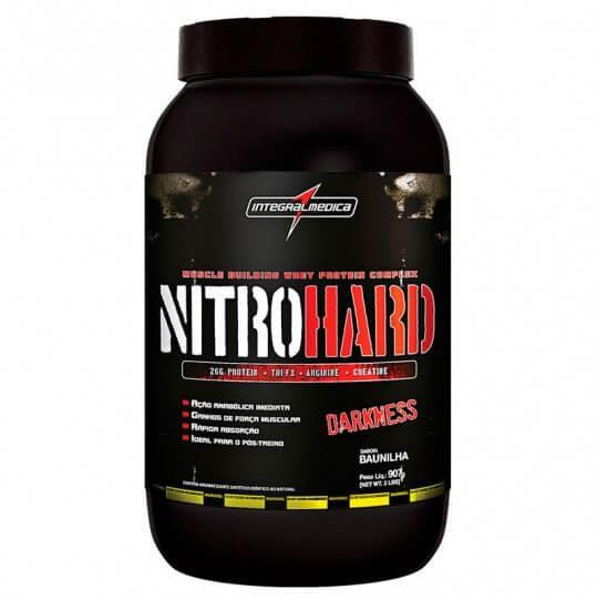 Nitro Hard Darkness (907g) - Integralmédica | LIQUIDAÇÃO