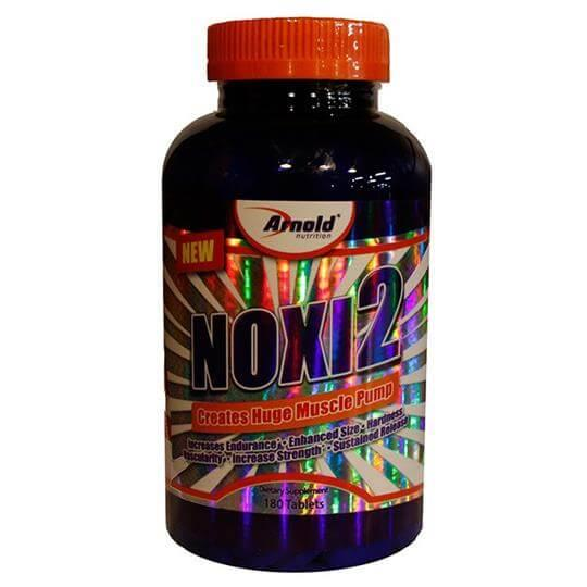 Noxi2 Óxido Nítrico (180 tabs) - Arnold Nutrition