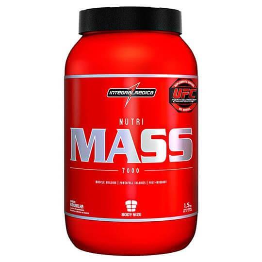 Nutri Mass 7000 (1,5kg) - Integralmédica