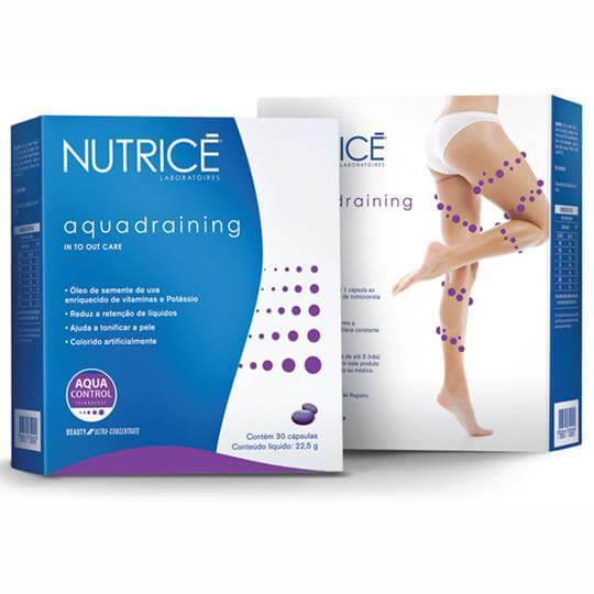 Nutricé Aquadraining (30caps) - Nutricé