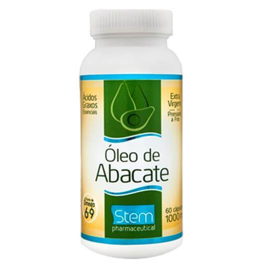 Óleo de Abacate 1000mg (60caps) - Stem Pharmaceutical