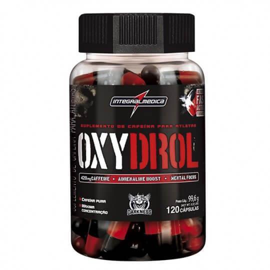 OxyDrol (120caps) - Integralmédica