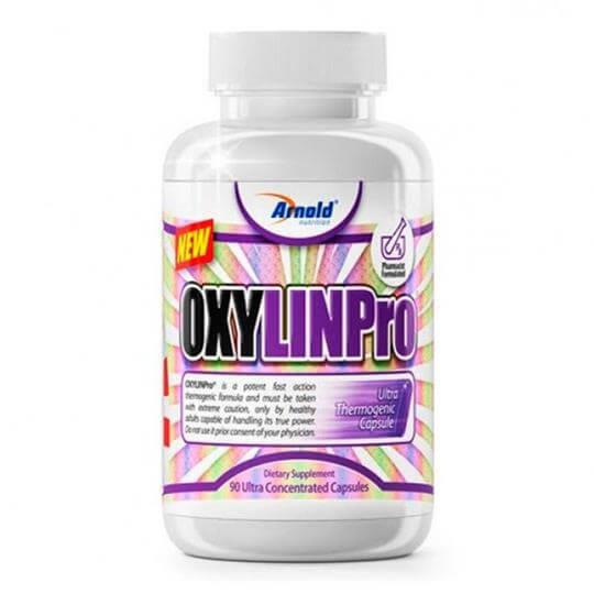 Oxylin Pro (90caps) - Arnold Nutrition