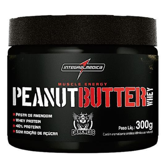 Peanut Butter Whey (300g) - Integralmédica