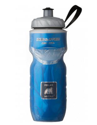 Garrafa Térmica Azul (590ml) - Polar Bottle
