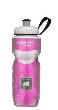 Garrafa Térmica Rosa (590ml) - Polar Bottle