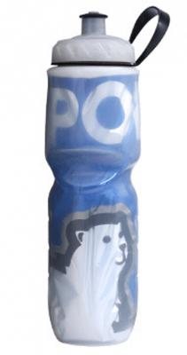 Garrafa Térmica Big Bear Azul (710ml) - Polar Bottle