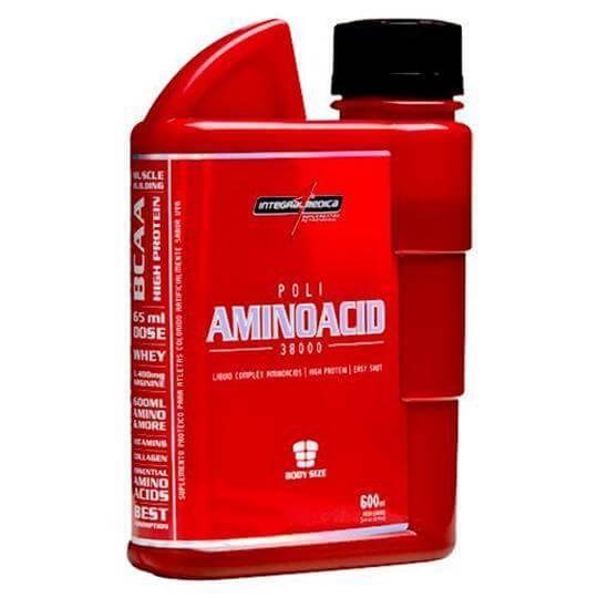 Poli Aminoacid 38000 (600ml) - Integralmédica