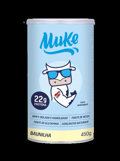 Pote Baunilha Muke 450g - +Mu