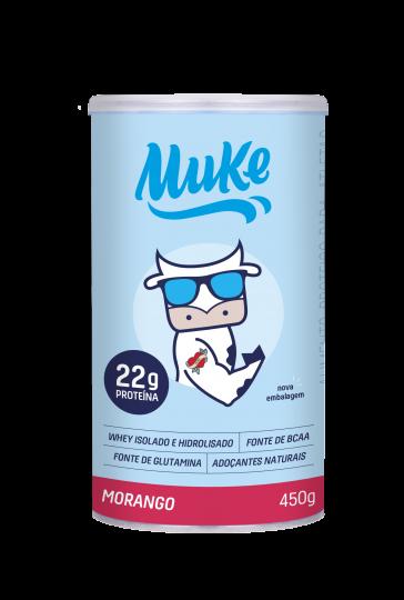 Pote Muke Morango 450g - +Mu