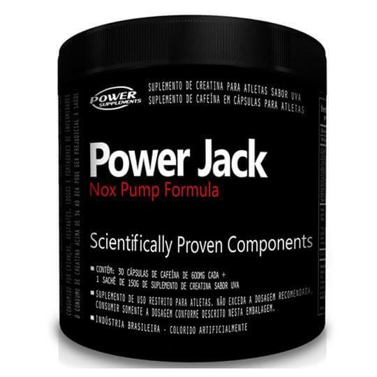 Power Jack Nox Pump Formula - Power Supplements