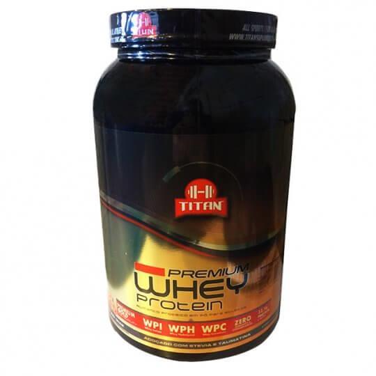 Premium Whey Protein (900g) - Titan