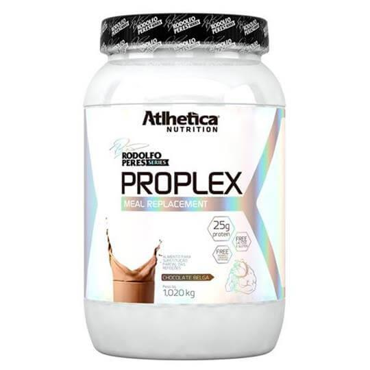 Proplex Meal Replacement (1020g) - Rodolfo Peres by Atlhetica