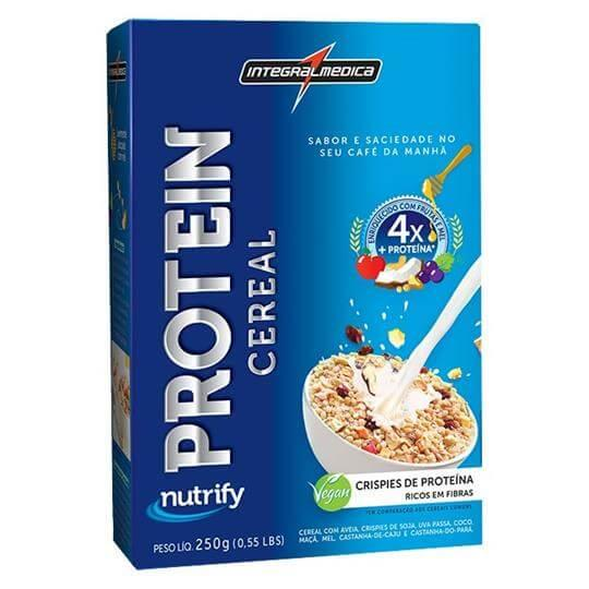 Protein Cereal Nutrify (250g) - Integralmédica