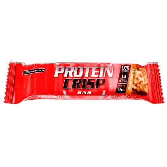 Protein Crisp Bar (45g) - Integralmédica
