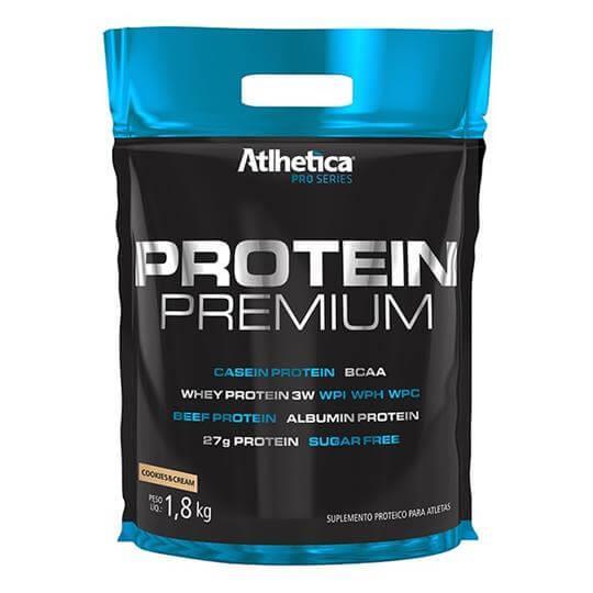 Protein Premium (1,8kg) - Atlhetica Nutrition | LIQUIDAÇÃO