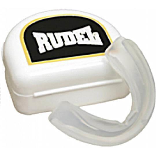 Protetor Bucal Com Estojo (Transparente) - Rudel