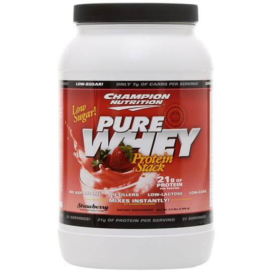 Pure Whey Protein (1000g) - Champion Nutrition