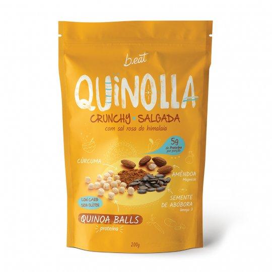 Quinolla Salgada 200g - B Eat